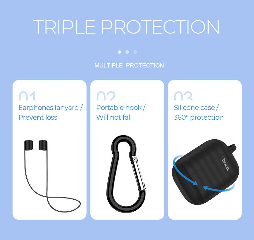 hoco news wb20 fenix protective cover for aps pro set en