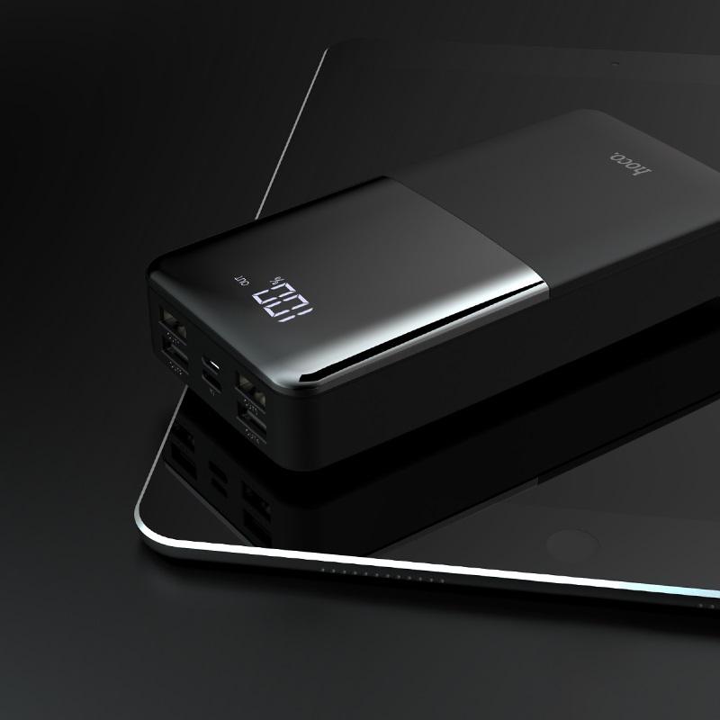 hoco j42a high power портативный аккумулятор 20000mah обзор