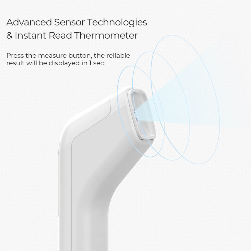hoco ys et03 non contact infrared thermometer sensor en