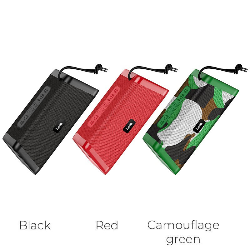 hoco bs35 classic sound sports wireless speaker colors