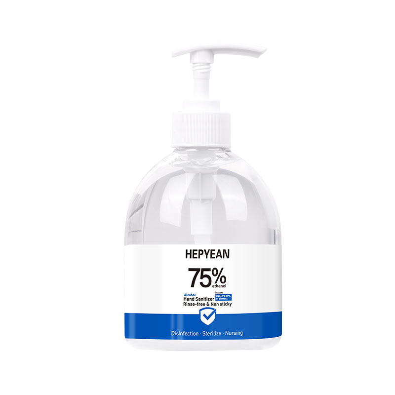 hoco inspiring disinfection gel 480ml front v2