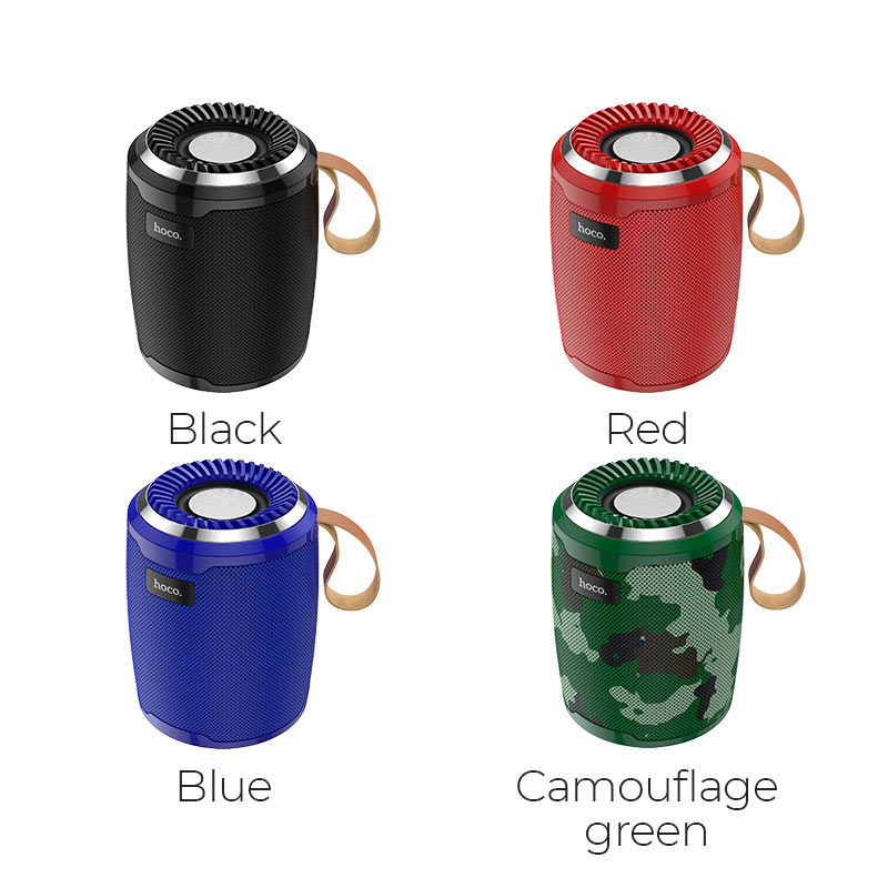 hoco bs39 cool freedom sports wireless speaker colors