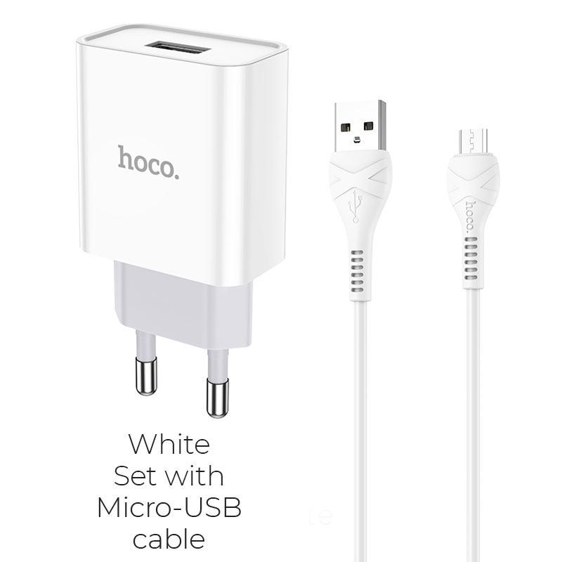 c81a micro usb white