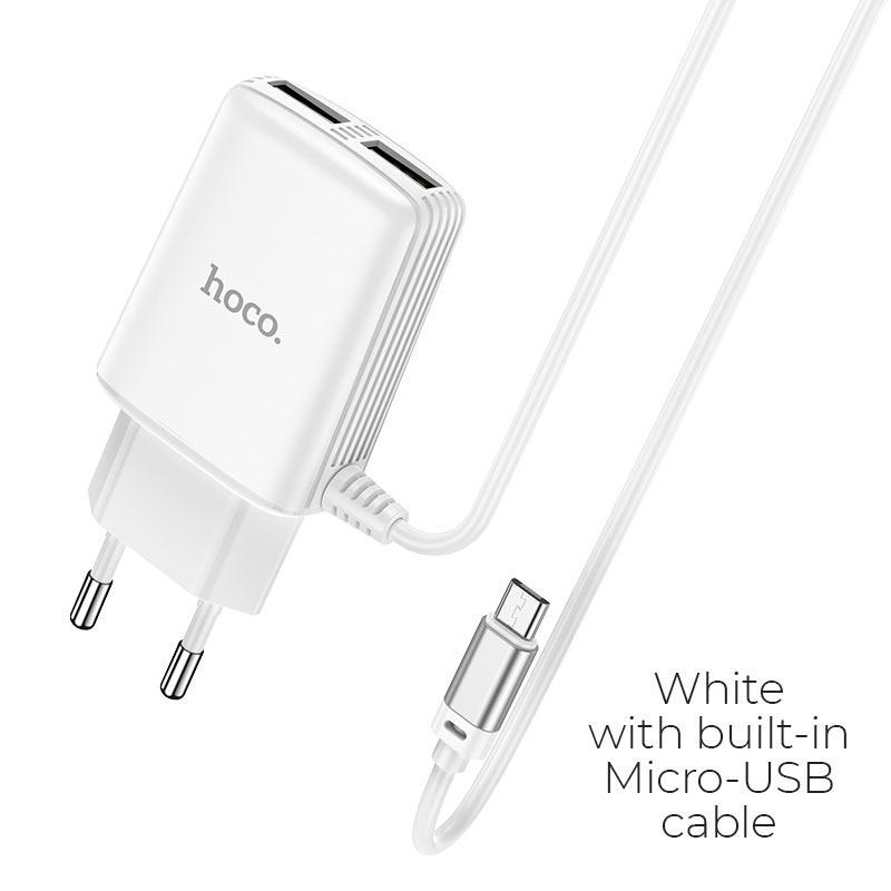 c82a micro usb white