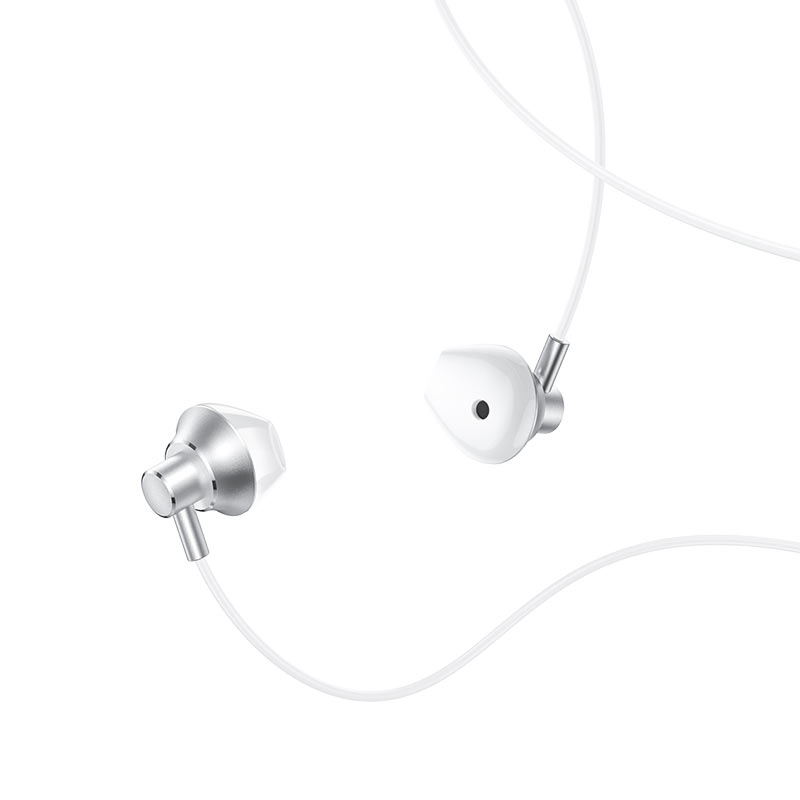 hoco m75 belle universal wired earphones with microphone