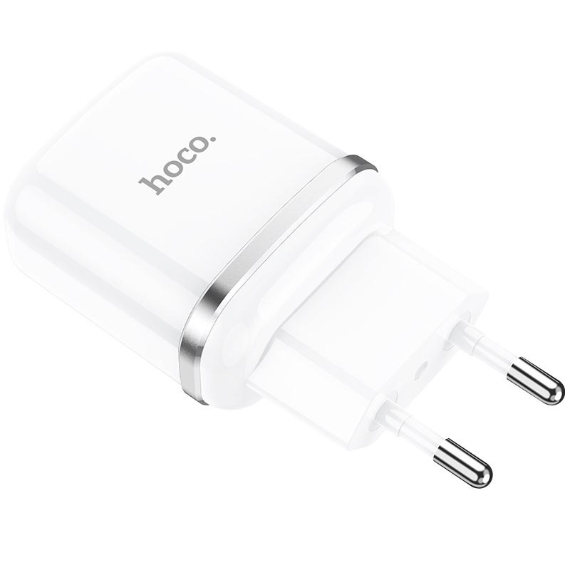 hoco n3 special single port qc3 wall charger eu plug