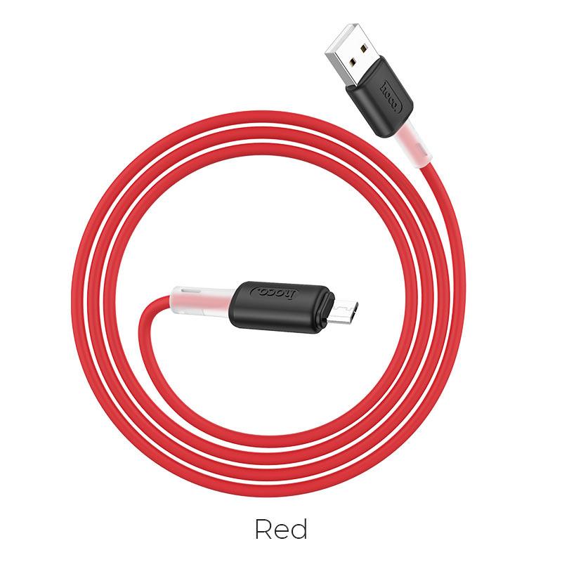 x48 micro usb 红色