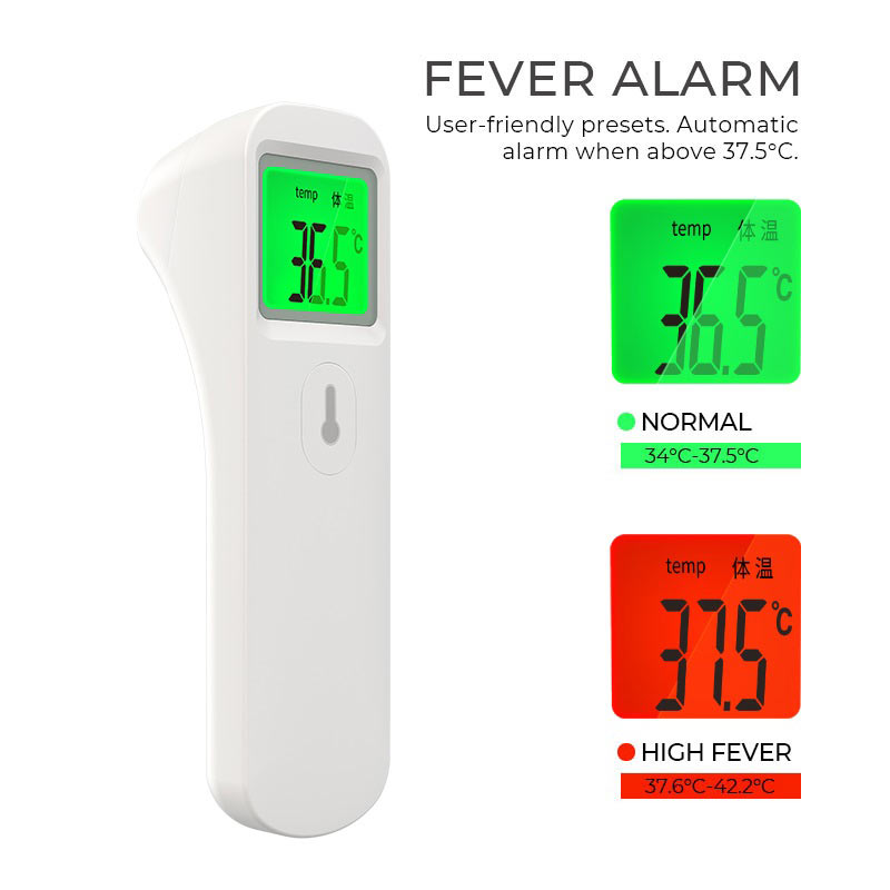 hoco yq 01md non contact infrared thermometer alarm en