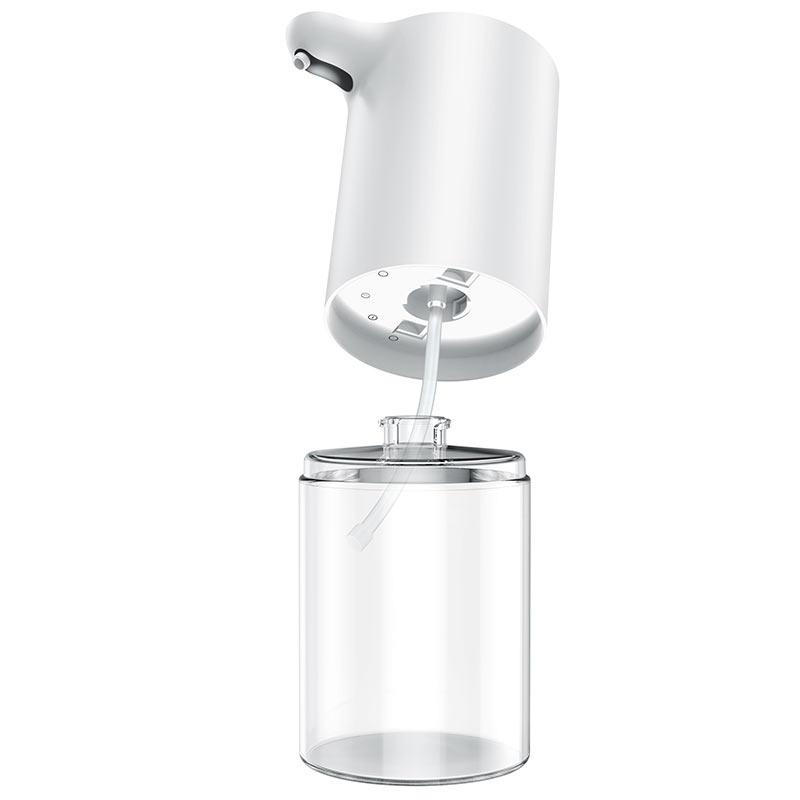 hoco amy automatic foam soap dispenser bottle