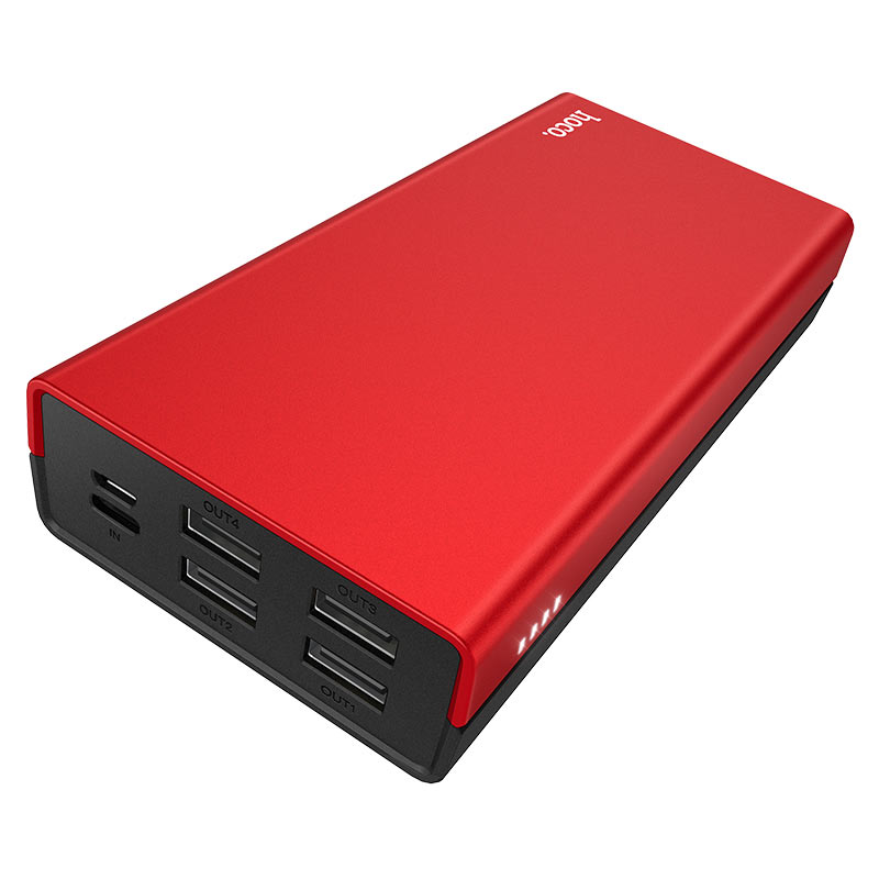 hoco j66a fountain power bank 20000mah output