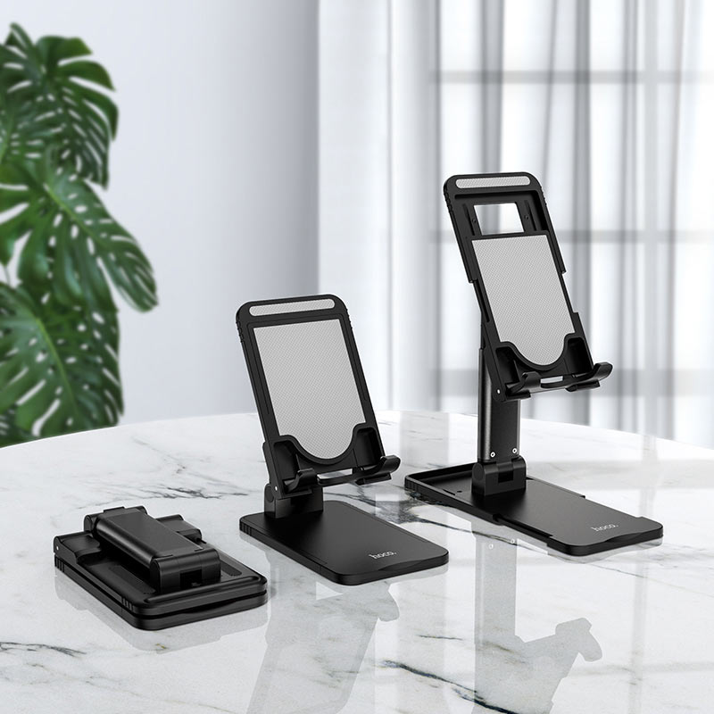 hoco ph29 matey tablet folding desktop stand overview