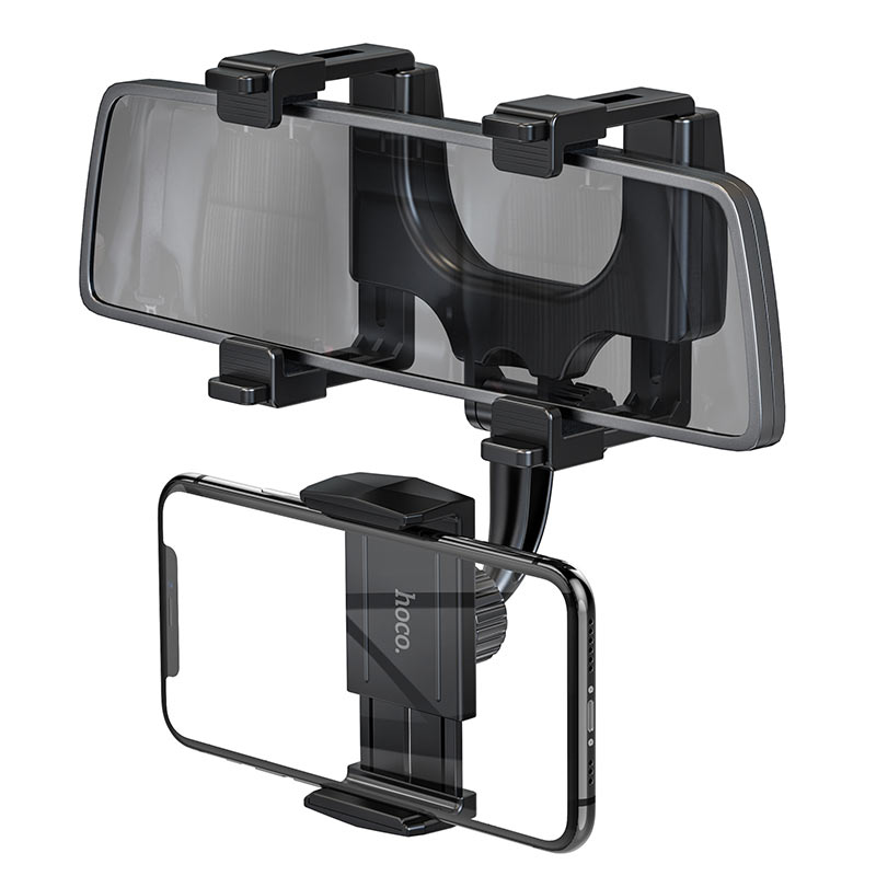 hoco ca70 pilot in car rearview mirror mount holder horizontal