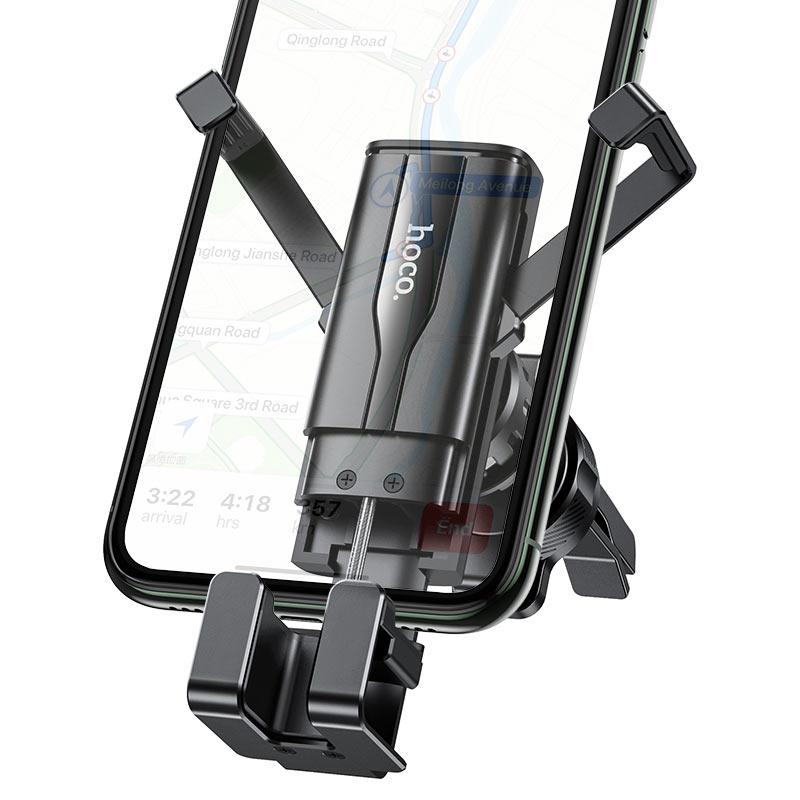hoco ca72 phantom air outlet hidden gravity in car holder phone