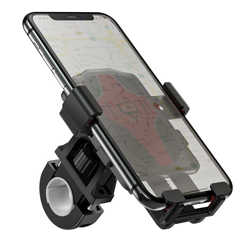 hoco ca73 flying one touch bicycle motorcycle universal holder phone