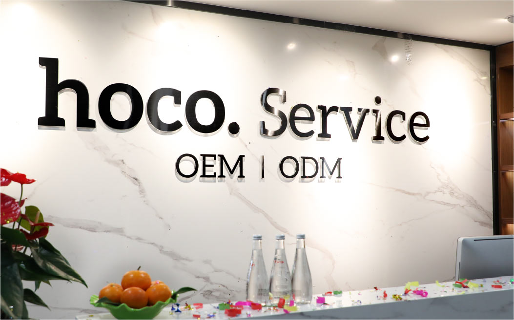 hoco service oem odm reception desk