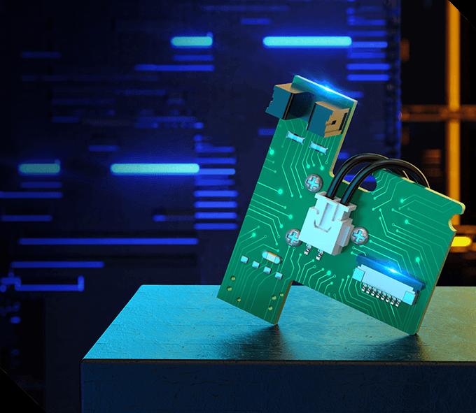 hoco intelligent film cutting machine smart chip
