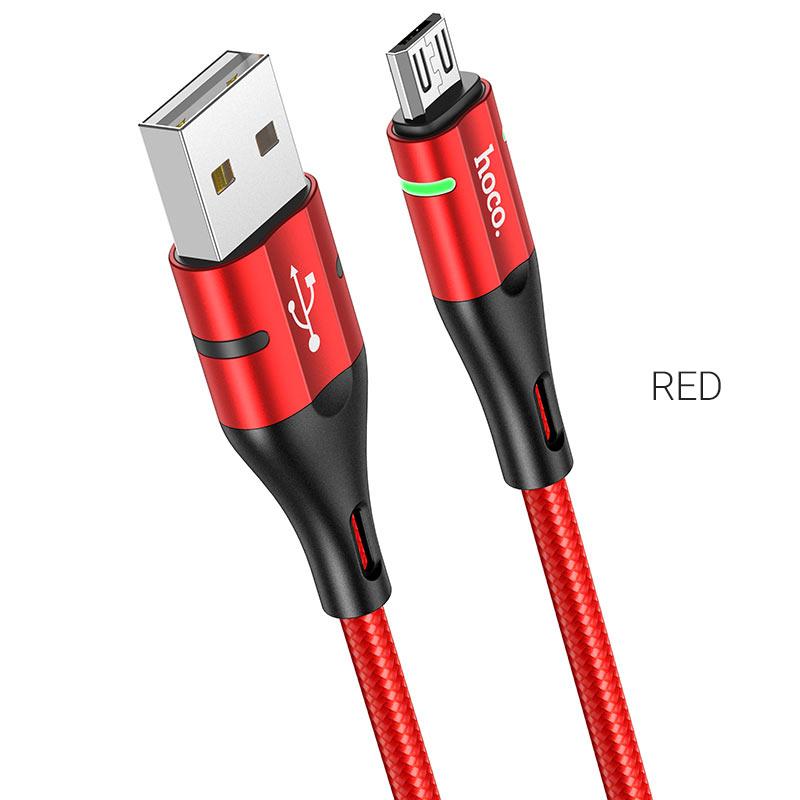 u93 micro usb red