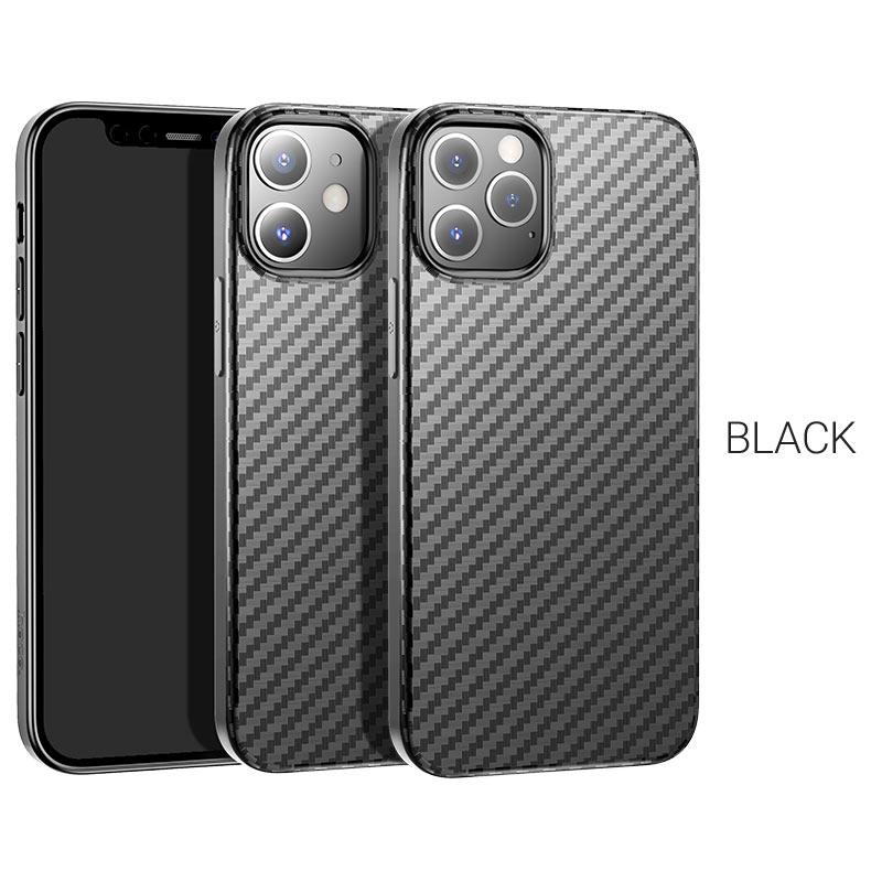 纤影系列保护壳 ip12 pro 黑色