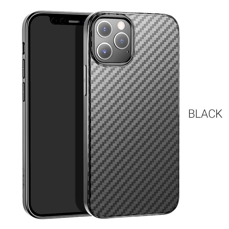 纤影系列保护壳 ip12 pro max 黑色