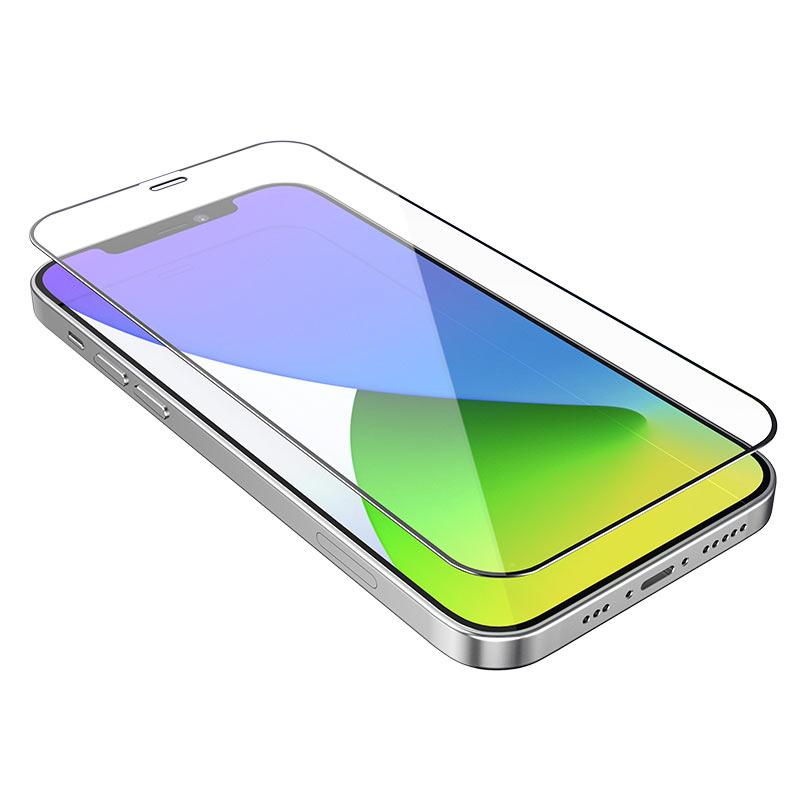 hoco-flash-attach-hd-закаленное-стекло-g1-для-iphone12-mini-pro-max-точное