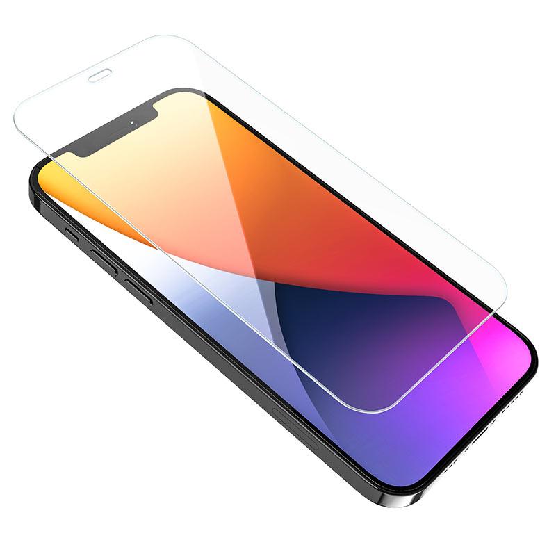 hoco-instant-hd-закаленное-стекло-g6-набор-для-iphone12-mini-pro-max-10шт-точное