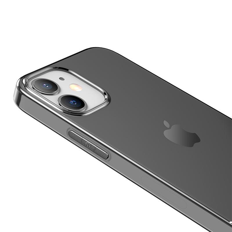 hoco light series tpu protective case for iphone12 mini camera