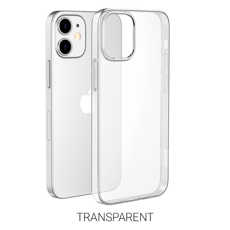 light series ip12 mini transparent