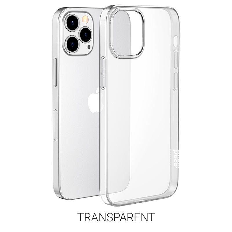 light series ip12 pro max transparent