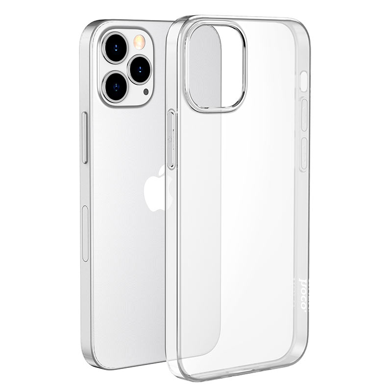 hoco light series tpu protective case for iphone12 pro max