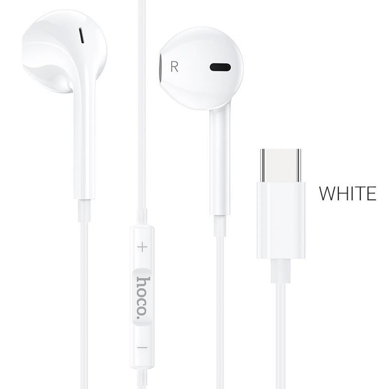 m80 type c set white