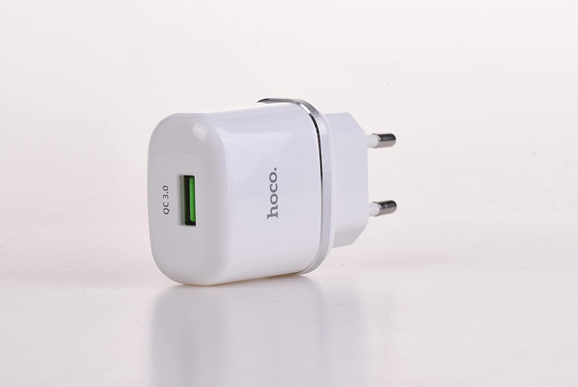 hoco n3 special single port qc3.0 wall charger eu disassembly report output port