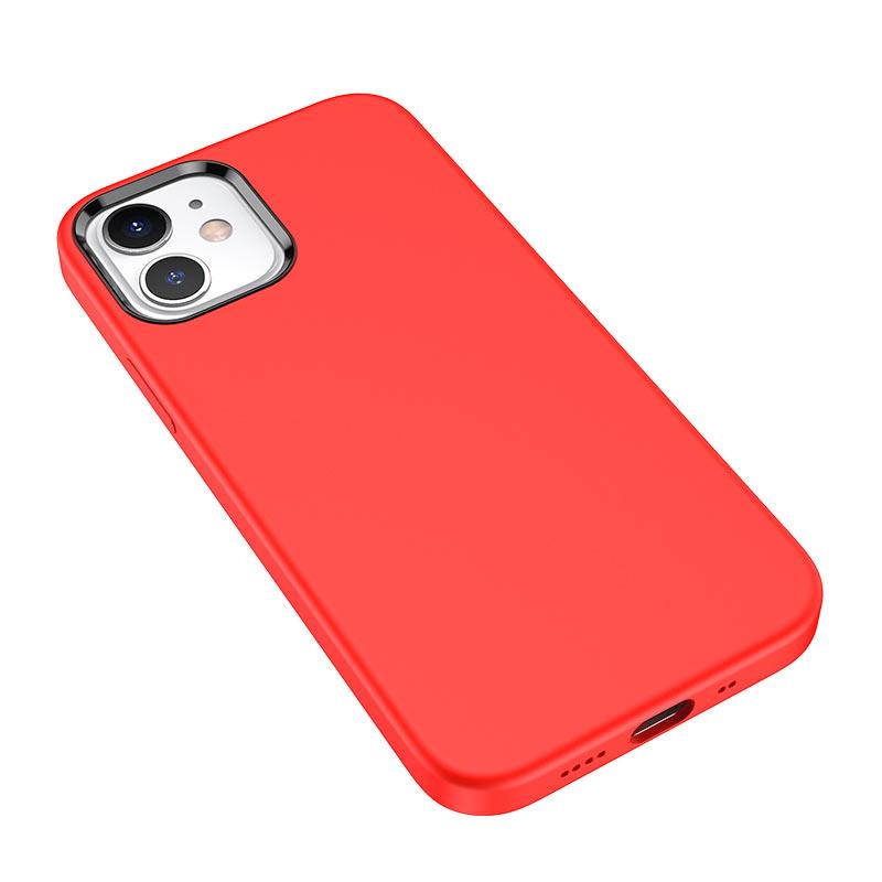 hoco pure series protective case for iphone12 mini camera