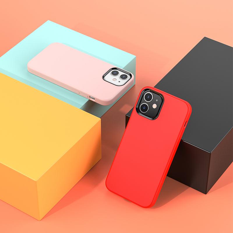 hoco pure series protective case for iphone12 mini interior