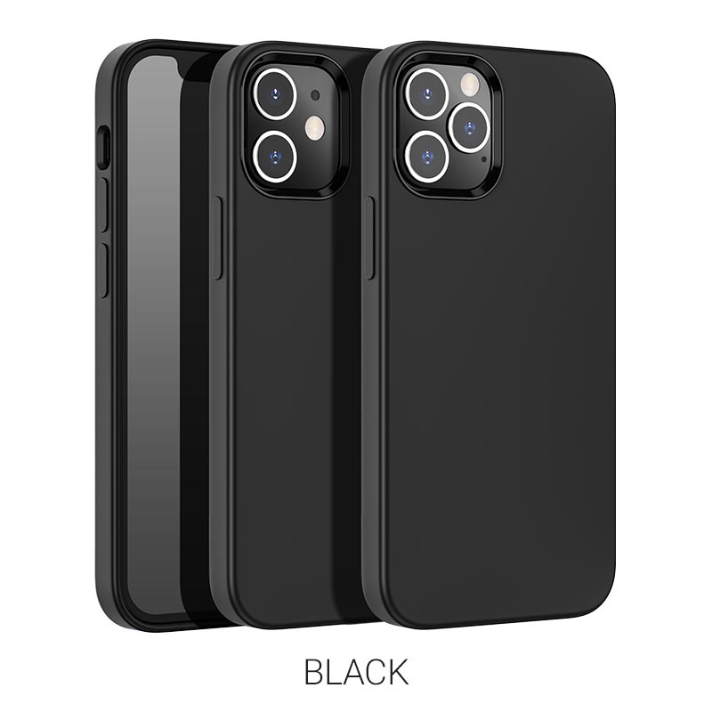 pure series ip12 pro черный