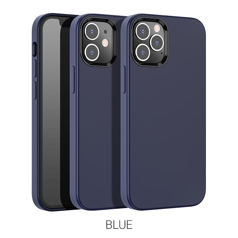淳系列保护壳 ip12 pro 蓝色