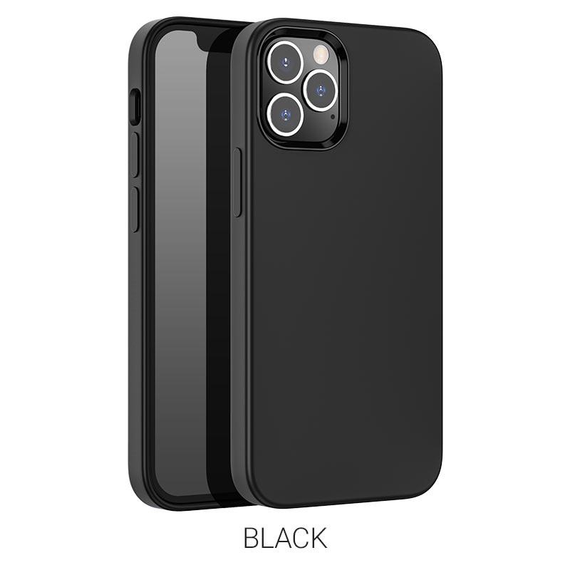 淳系列保护壳 ip12 pro max 黑色