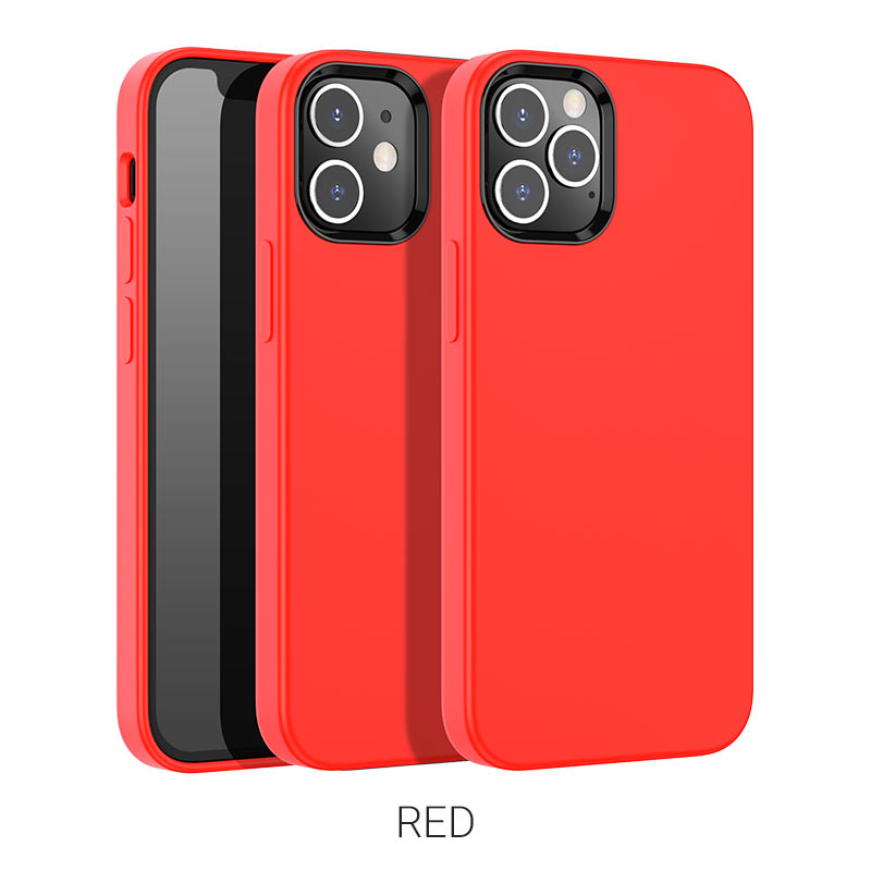 pure series ip12 pro red