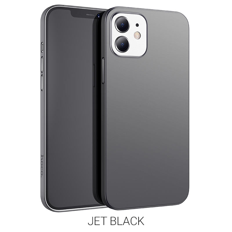 thin series ip12 mini jet black
