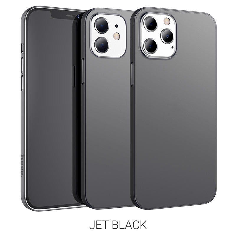 thin series ip12 pro jet black