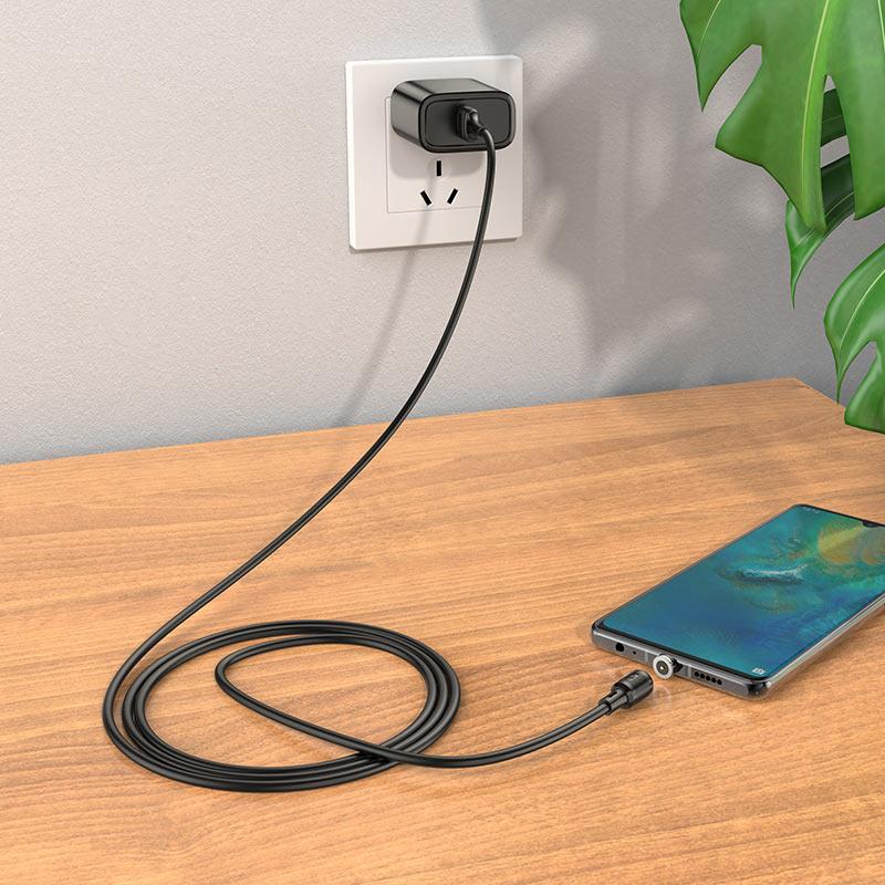 hoco-x52-sereno-магнитный-зарядный-кабель-для-type-c-обзор