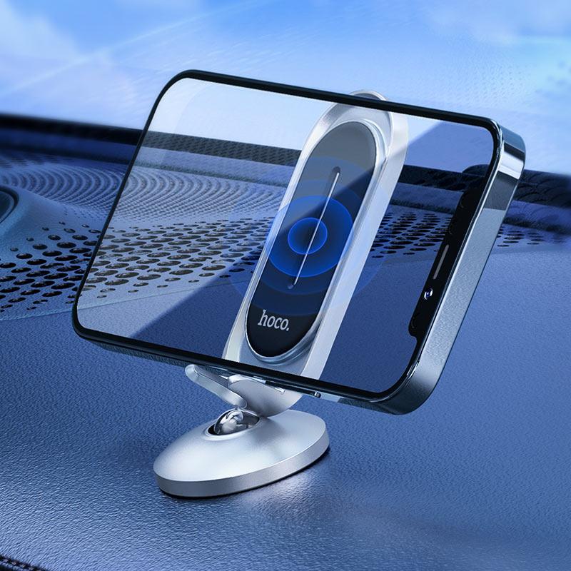 浩酷 ca78 卡乐中控台磁吸车载支架 仪表板