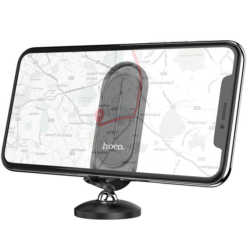 hoco ca78 karly автомобильный магнитный держатель для панели приборов телефон