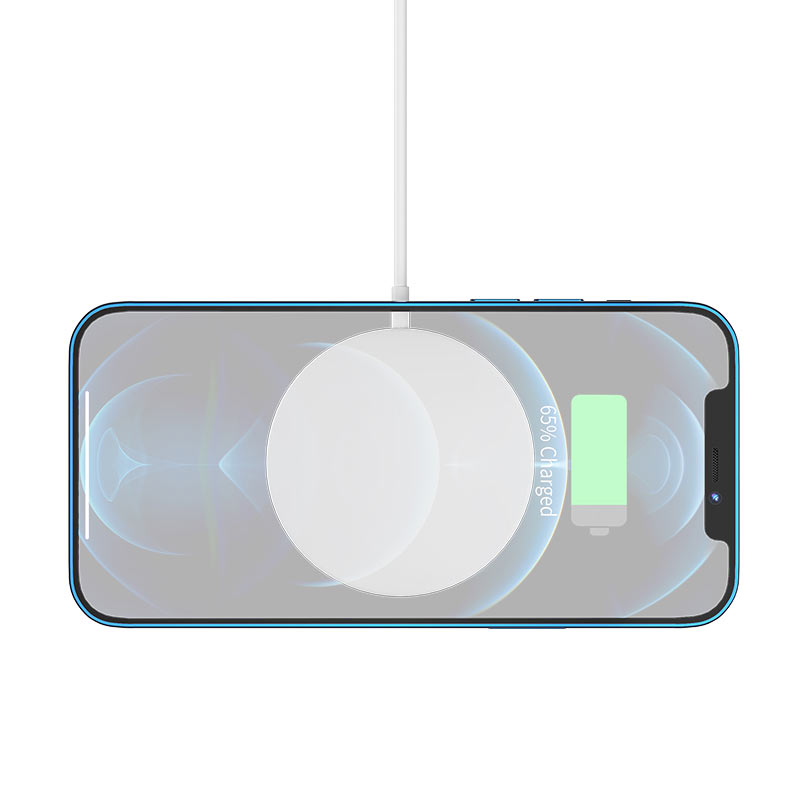 hoco cw29 magnetic wireless fast charger qi
