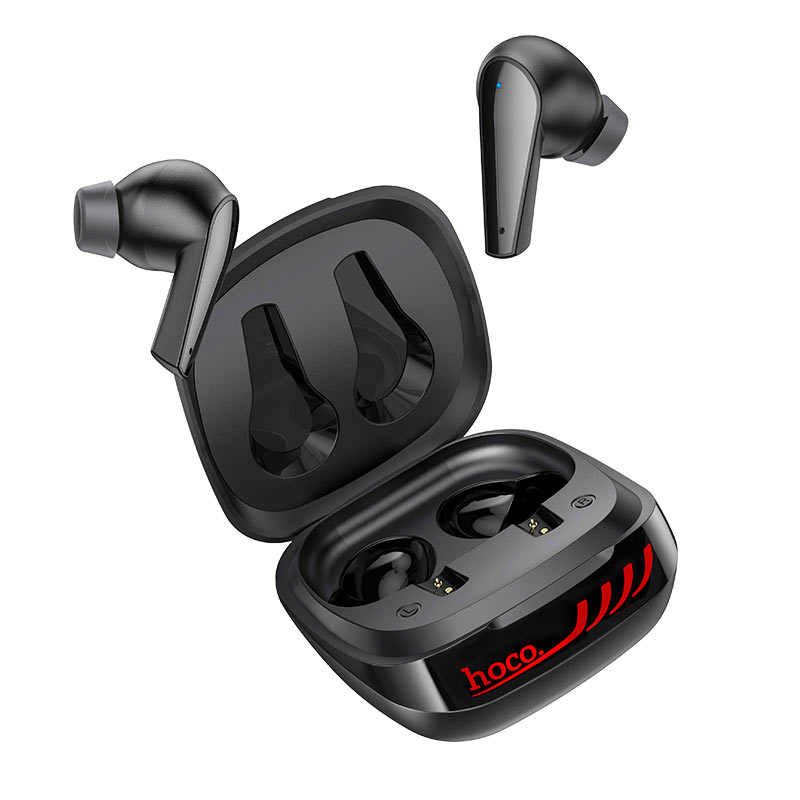 hoco es43 lucky sound tws wireless headset case
