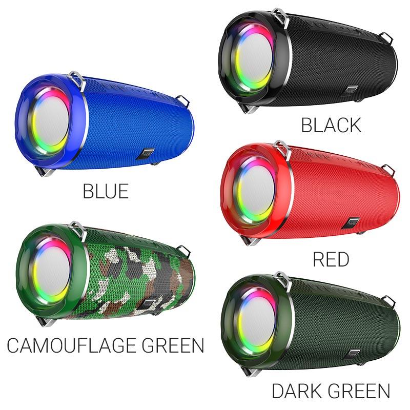 hoco hc2 xpress sports wireless speaker colors