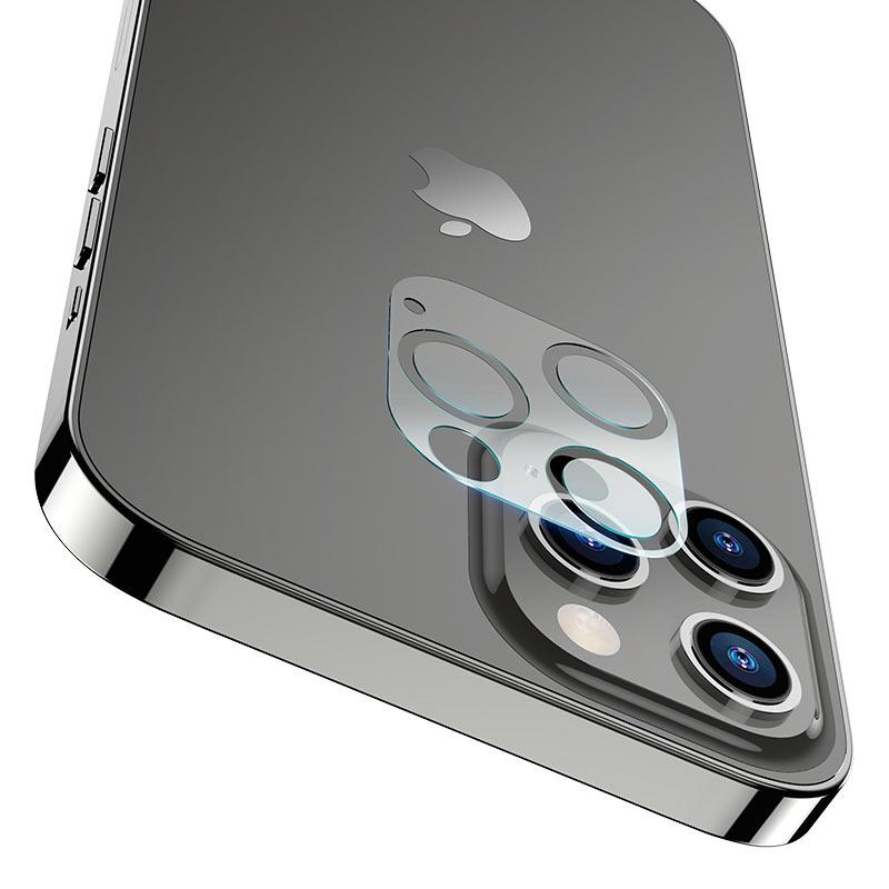 hoco защита для линзы камеры v11 для iphone 12pro 12promax размер