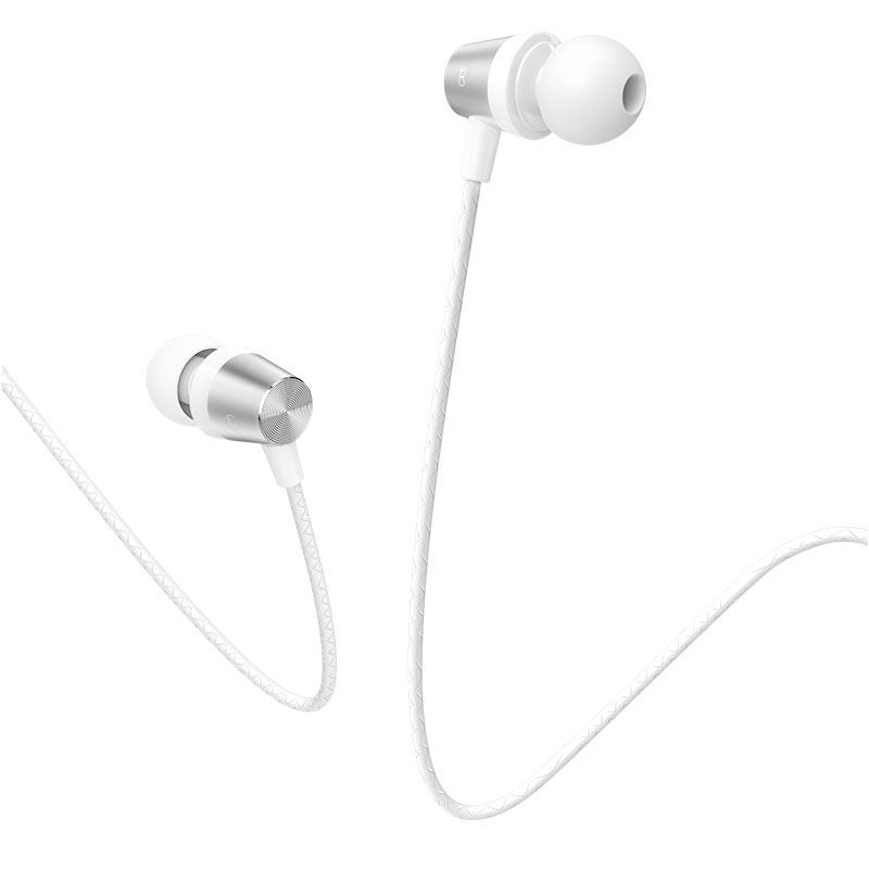 hoco m79 cresta universal earphones with microphone eartips