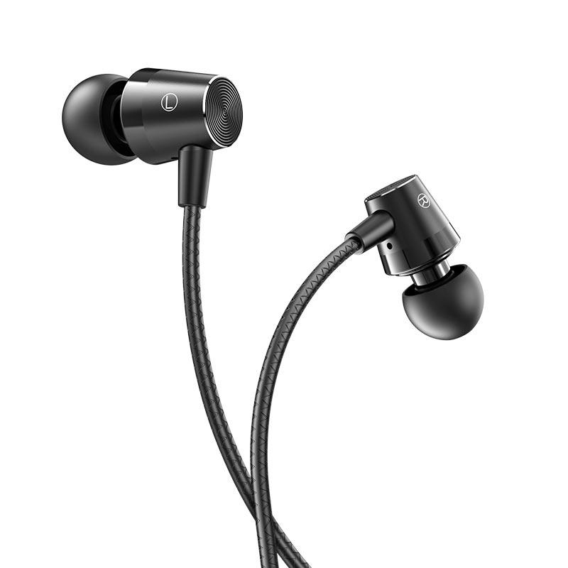 hoco m79 cresta universal earphones with microphone