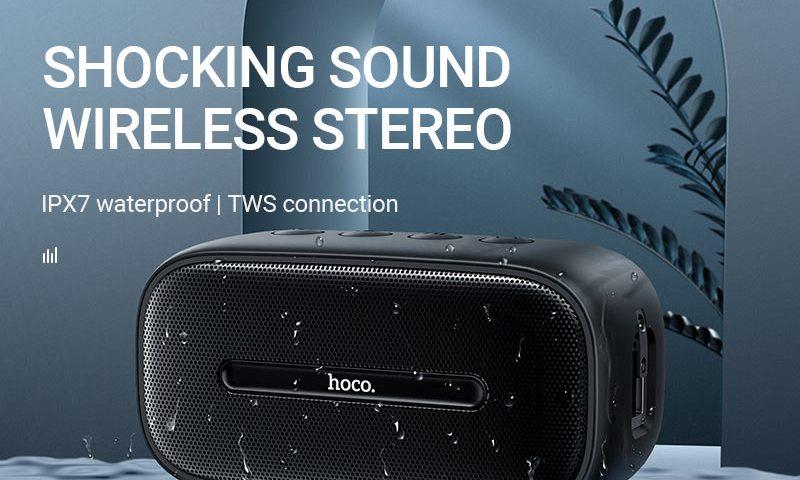 hoco news bs43 cool sound sports wireless speaker banner en