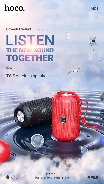 hoco news hc1 trendy sound sports wireless speaker en